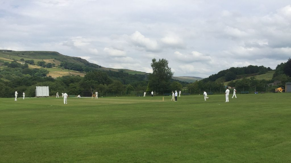 Buxworth 2nds vs Stalybridge 2nds: 23rd July 2016