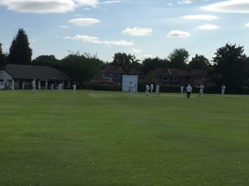 Hazel Grove CC 2nd XI vs Stalybridge St. Paul's CC 2nd XI - 17th Sept 2016