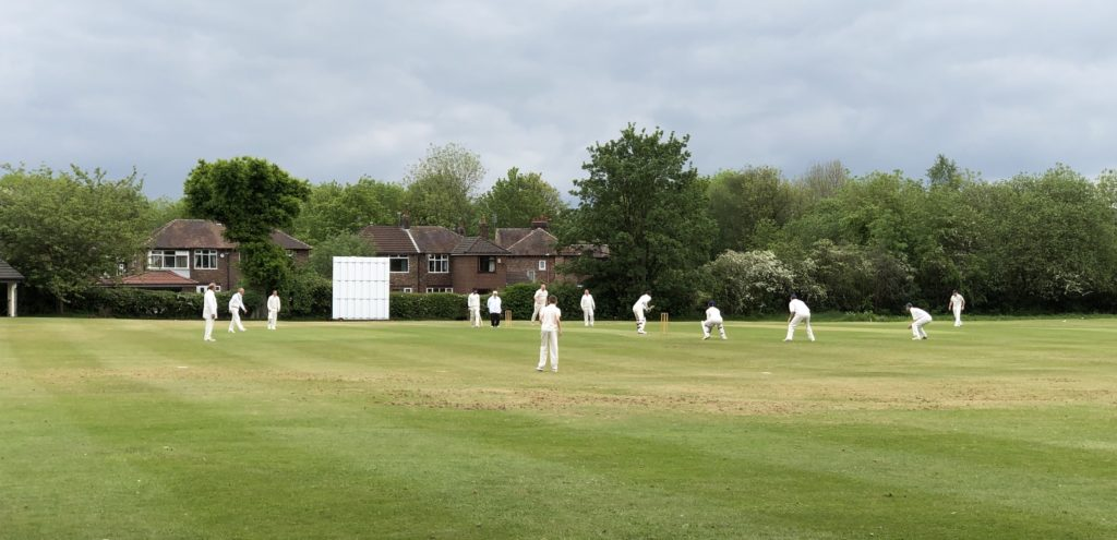 Hazel Grove CC 2nd XI vs Stalybridge St. Paul's CC 2nd XI - 18/05/2019