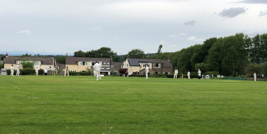 Charlesworth & Chisworth CC 2nd XI vs Stalybridge St. Paul's CC 2nd XI